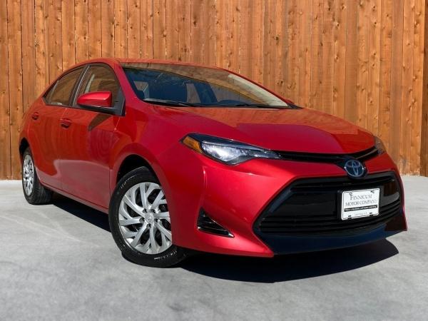 2017 Toyota Corolla in Leesburg, GA