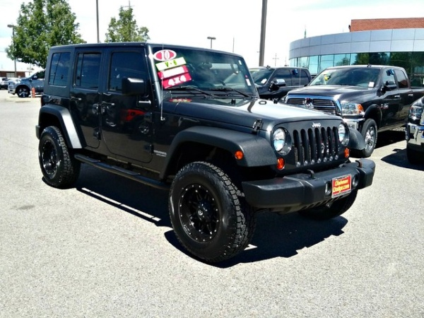 used jeep wrangler for sale in spokane wa u s news. Black Bedroom Furniture Sets. Home Design Ideas