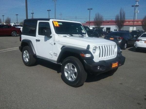 2019 Jeep Wrangler in Spokane, WA
