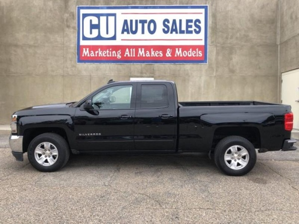 2019 Chevrolet Silverado 1500 LD in Albuquerque, NM