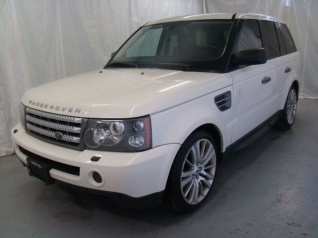 Land Rover Chicago >> Used Land Rover Range Rover Sports For Sale In Chicago Il Truecar