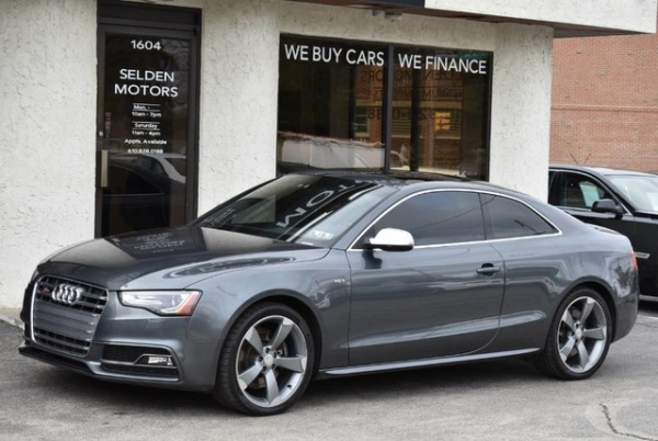 Used Audi S5 For Sale In Royersford Pa U S News