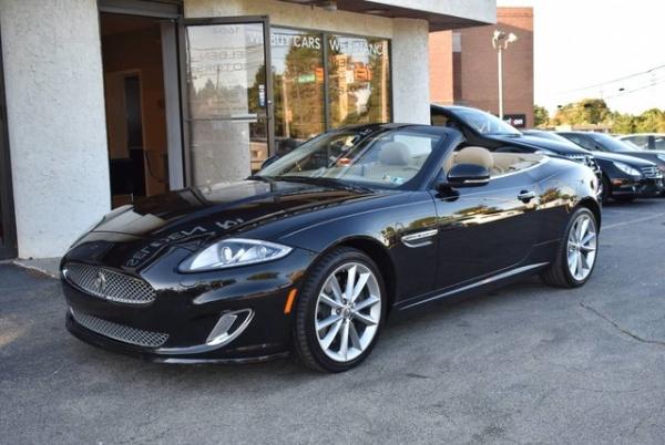 2014 Jaguar XK Touring