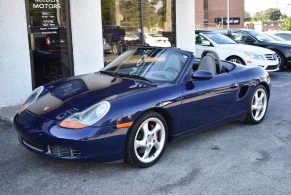 2002 Porsche Boxster in Conshohocken, PA