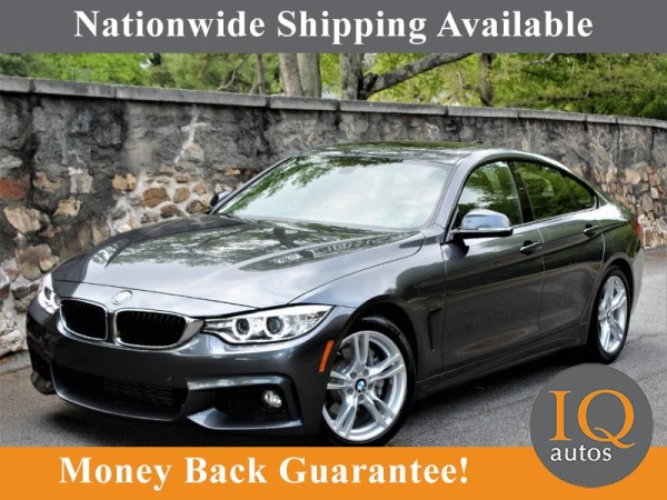 2016 BMW 4 Series in Marietta, GA