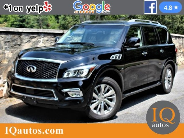 2015 Infiniti QX80 Prices, Reviews and Pictures | U.S. News & World ...