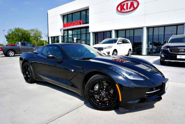 used chevrolet corvette for sale in waco tx u s news world report. Black Bedroom Furniture Sets. Home Design Ideas