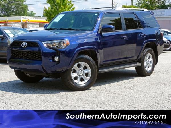 Used Toyota 4runner for Sale in Atlanta, GA: 291 Cars from