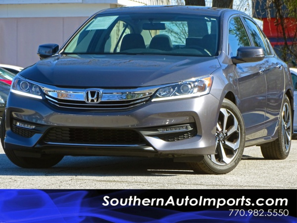 2016 Honda Accord Ex Sedan I4 Cvt