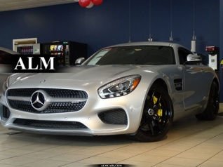 2017 Mercedes Benz Amg Gt For In Roswell Ga