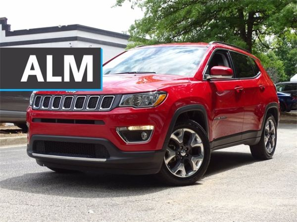 2019 Jeep Compass in Roswell, GA