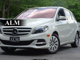 2016 Mercedes Benz B Cl Hatchback Electric Drive For In Roswell Ga