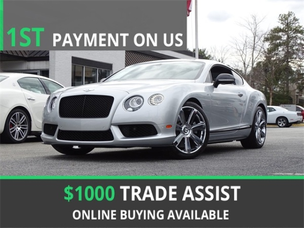 2015 Bentley Continental GT in Roswell, GA