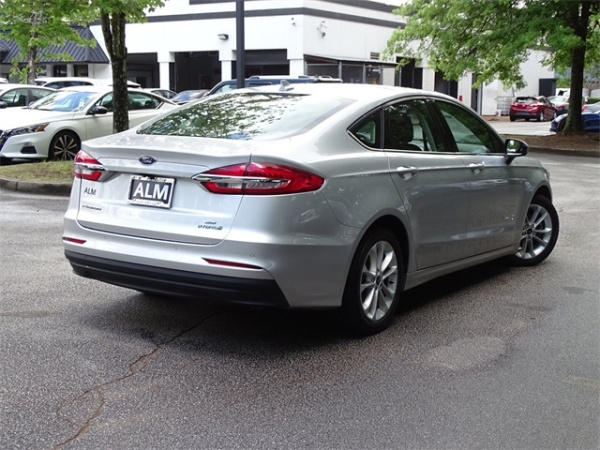 2019 Ford Fusion in Roswell, GA