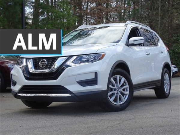 2020 Nissan Rogue in Roswell, GA