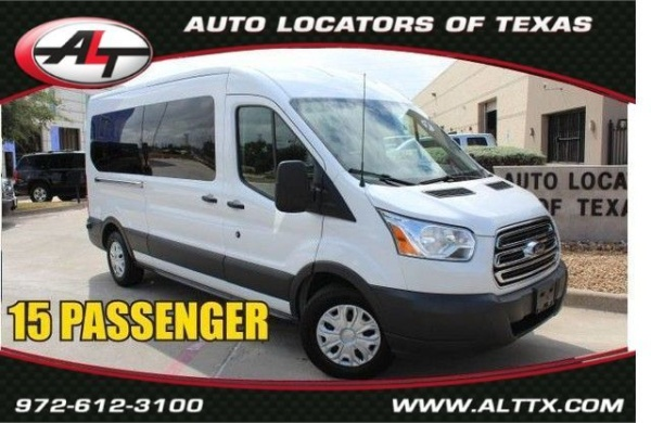2018 Ford Transit Passenger Wagon in Plano, TX