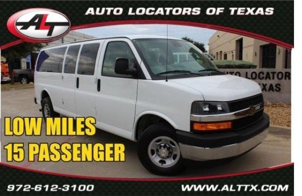 2019 Chevrolet Express Passenger in Plano, TX