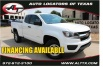 2016 Chevrolet Colorado WT Extended Cab Standard Box 2WD Manual for Sale in Plano, TX