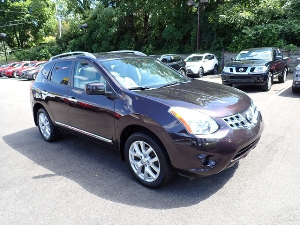 2011 Nissan Rogue in Pittsburgh, PA