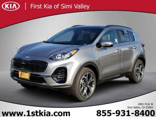 2020 Kia Sportage in Simi Valley, CA