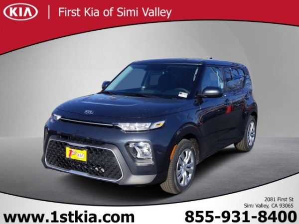 2020 Kia Soul in Simi Valley, CA