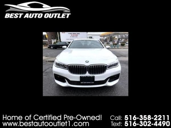 2017 BMW 7 Series in Floral Park, NY