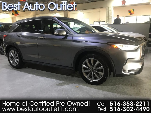 2019 INFINITI QX50 in Floral Park, NY