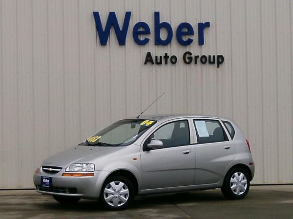2004 Chevrolet Aveo in Silvis, IL