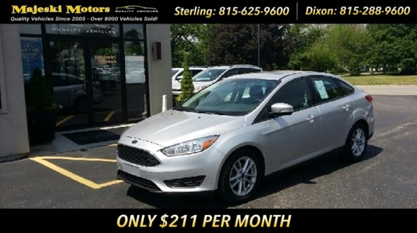 2016 Ford Focus in Sterling, IL