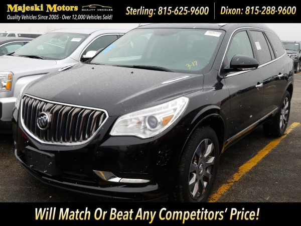 2017 Buick Enclave in Sterling, IL