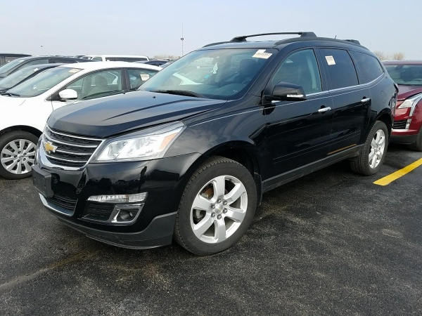 2017 Chevrolet Traverse in Sterling, IL