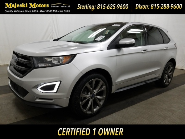 2017 Ford Edge in Sterling, IL