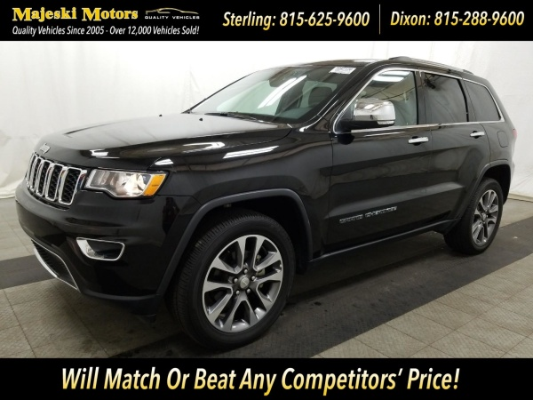 2018 Jeep Grand Cherokee in Sterling, IL