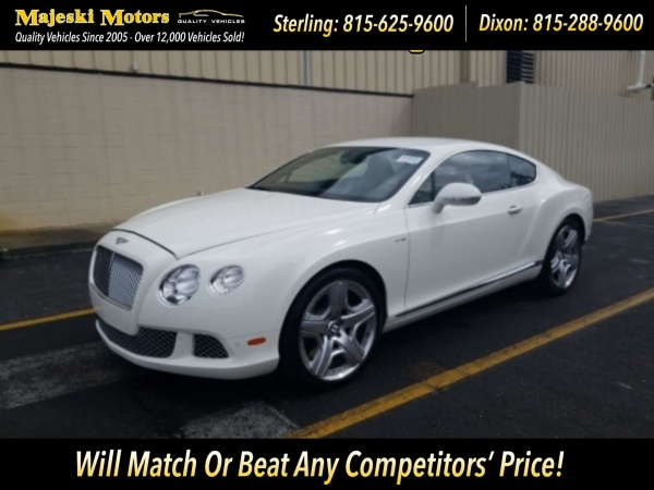 2015 Bentley Continental GT in Sterling, IL