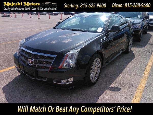 2011 Cadillac CTS in Sterling, IL