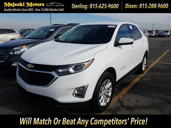 2018 Chevrolet Equinox in Sterling, IL