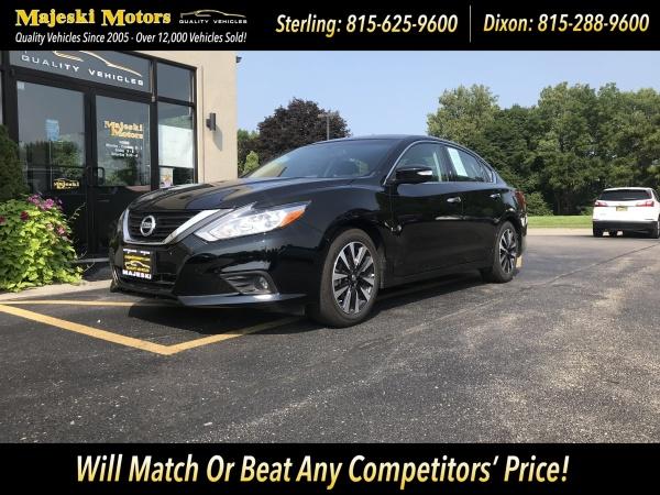 2018 Nissan Altima in Sterling, IL