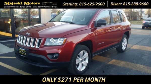 2016 Jeep Compass in Sterling, IL