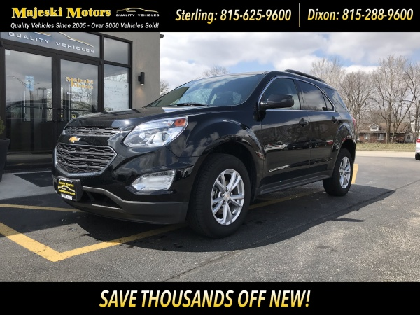 2017 Chevrolet Equinox in Sterling, IL