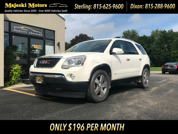 used gmc acadia for sale in davenport ia u s news world report. Black Bedroom Furniture Sets. Home Design Ideas
