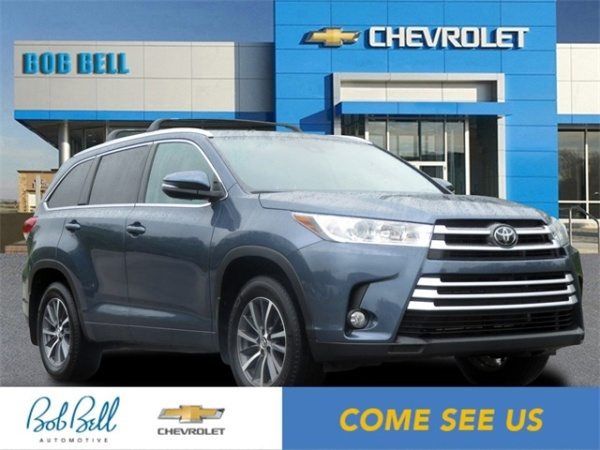 2018 Toyota Highlander in Bel Air, MD