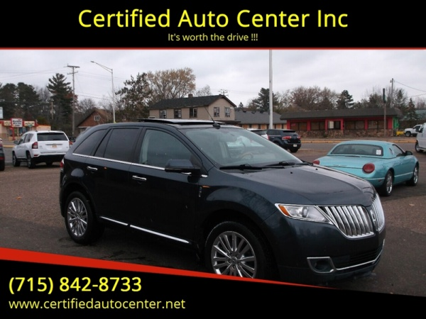 2013 Lincoln MKX in Wausau, WI