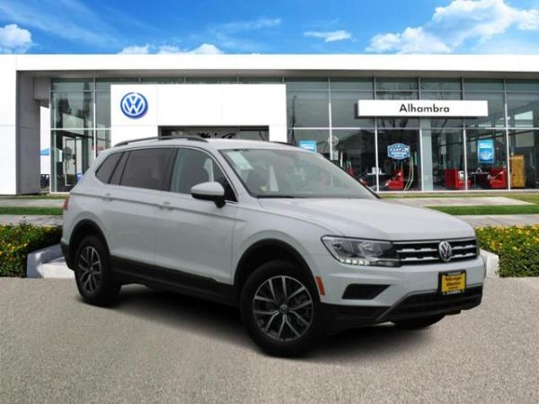 2020 Volkswagen Tiguan in Alhambra, CA