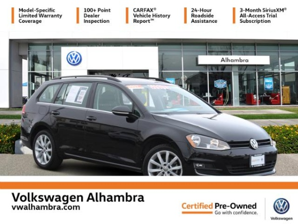 2017 Volkswagen Golf in Alhambra, CA