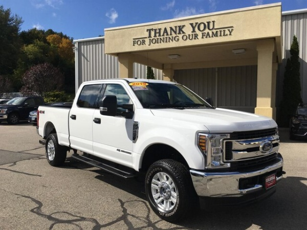 2019 Ford Super Duty F-250 in Columbia, CT