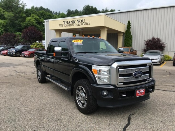 2015 Ford Super Duty F-350 in Columbia, CT