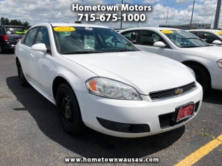 Used 2014 Chevy Impala >> Used Chevrolet Impala For Sale In Wittenberg Wi 8 Used Impala