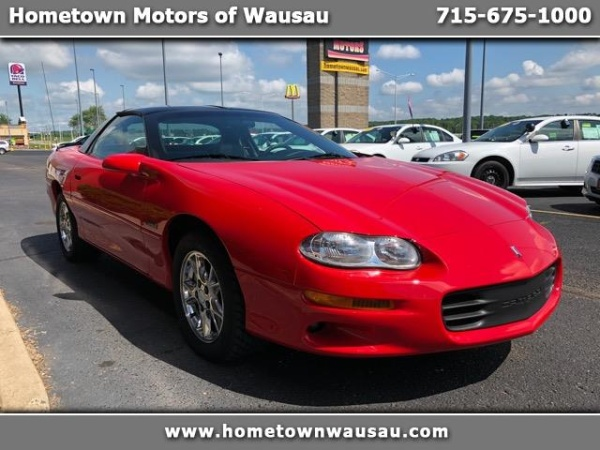 Used Chevrolet Camaro For Sale In Wausau Wi U S News