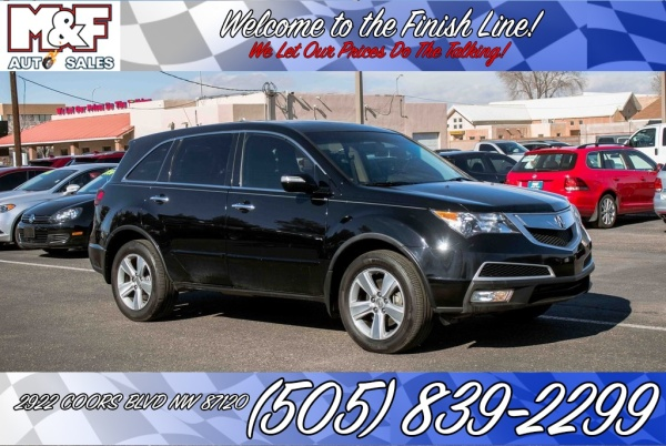 2013 Acura MDX with Technology Package