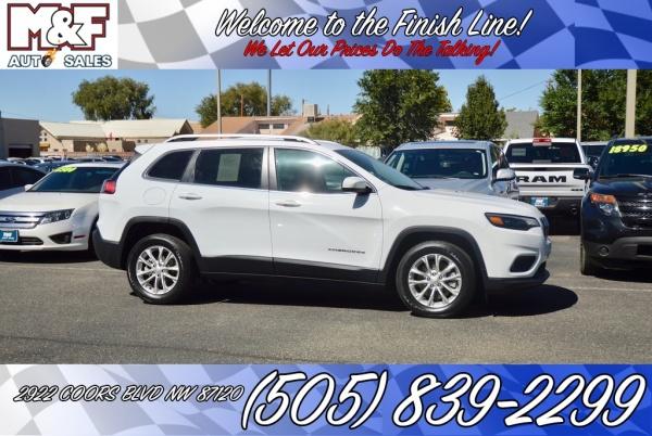 2019 Jeep Cherokee in Albuquerque, NM
